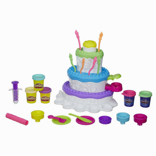 Play-Doh Sweet Shoppe Dev Pasta ve Oyun Hamuru A7401 3278
