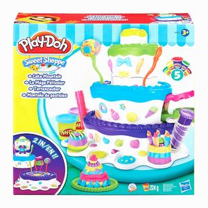 Play Doh - Play-Doh Sweet Shoppe Dev Pasta ve Oyun Hamuru A7401 3278