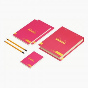 Rhodia - Rhoda Essential Box Set Çizgili Poppy 9729