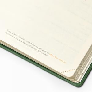 Rhodia 2022 Haftalık Ajanda Yatay Kullanım Siyah 9512 - Thumbnail