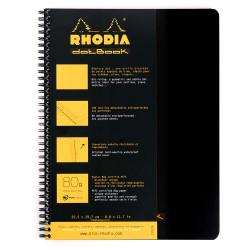 Rhodia - Rhodia dotBook A4 Noktalı ve Perforeli Defter 0397