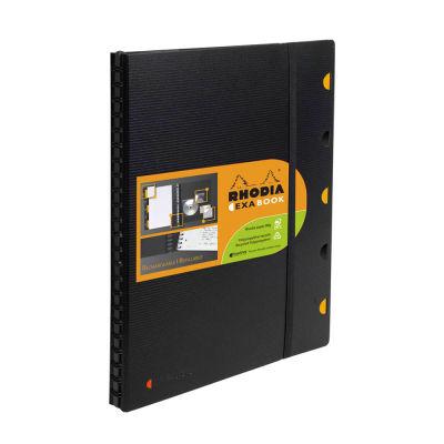 Rhodia Exa Book A4 Akademik Kareli Defter