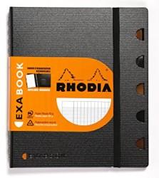 Rhodia - Rhodia Exa Book A5 Akademik Kareli Defter