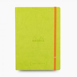 Rhodia - Rhodia Goalbook A5 Dot (Noktalı) Defter Anise 7464