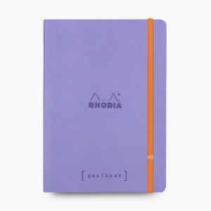 Rhodia - Rhodia Goalbook A5 Dot (Noktalı) Defter Iris 7495