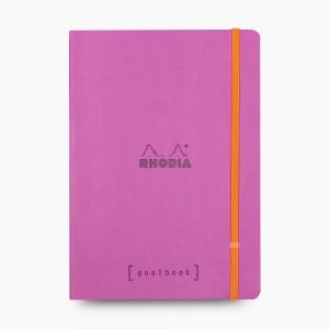 Rhodia - Rhodia Goalbook A5 Dot (Noktalı) Defter Lilac 7518