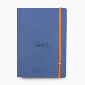 Rhodia - Rhodia Goalbook A5 Dot (Noktalı) Defter Sapphire 7488