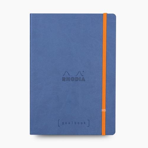 Rhodia Goalbook A5 Dot (Noktalı) Defter Sapphire 7488