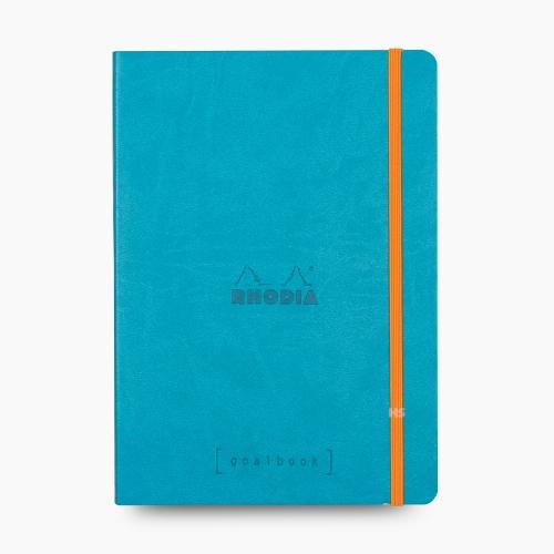Rhodia Goalbook A5 Dot (Noktalı) Defter Turquoise 7471