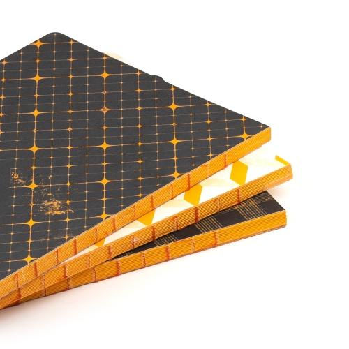 Rhodia Heritage Açık Dikiş 19x25cm Çizgili 160 Sayfa Defter Limited Edition Barcelona 174326