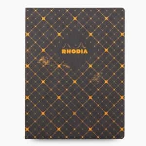 Rhodia Heritage Açık Dikiş 19x25cm Çizgili 160 Sayfa Defter Limited Edition Milan 174340 - Thumbnail