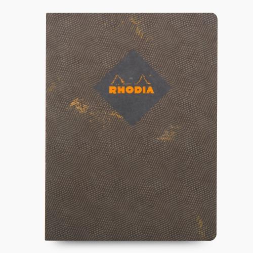 Rhodia Heritage Açık Dikiş 19x25cm Çizgili 160 Sayfa Defter Limited Edition Rome 174319
