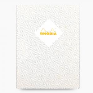 Rhodia - Rhodia Heritage 19x25cm Çizgili 64 Sayfa Defter Limited Edition London 171011