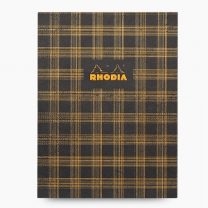 Rhodia - Rhodia Heritage 19x25cm Çizgili 64 Sayfa Defter Limited Edition Seoul 171134