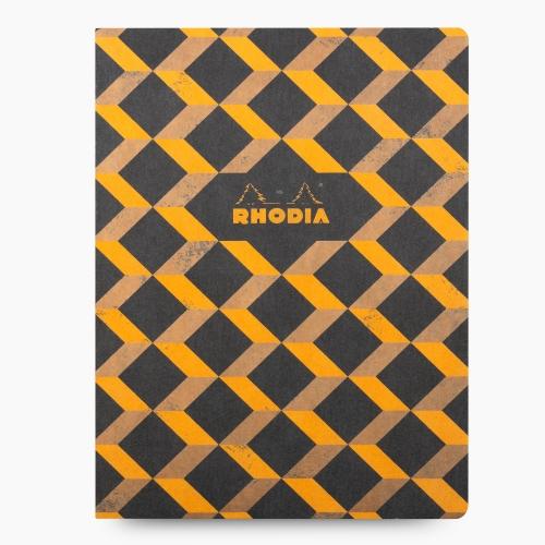 Rhodia Heritage Açık Dikiş 19x25cm Kareli 160 Sayfa Defter Limited Edition Barcelona 174821