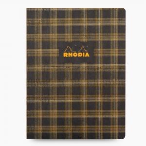 Rhodia - Rhodia Heritage Açık Dikiş 19x25cm Kareli 160 Sayfa Defter Limited Edition Seoul 174838