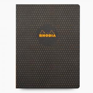 Rhodia - Rhodia Heritage Açık Dikiş 19x25cm Kareli 160 Sayfa Defter Limited Edition Tokyo 174852