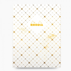 Rhodia - Rhodia Heritage 19x25cm Kareli 64 Sayfa Defter Limited Edition Paris 171240