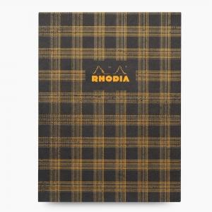 Rhodia - Rhodia Heritage 19x25cm Kareli 64 Sayfa Defter Limited Edition Seoul 171332