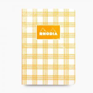 Rhodia - Rhodia Heritage Açık Dikiş A5 Çizgili 160 Sayfa Defter Limited Edition İstanbul 171431