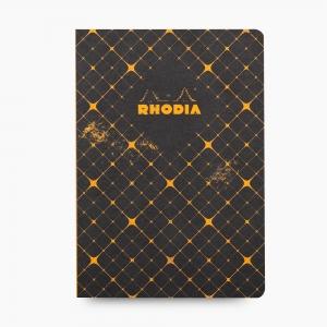Rhodia - Rhodia Heritage Açık Dikiş A5 Çizgili 160 Sayfa Defter Limited Edition Milan 171547