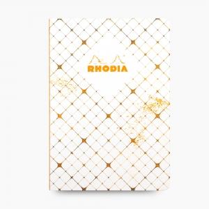 Rhodia - Rhodia Heritage Açık Dikiş A5 Çizgili 160 Sayfa Defter Limited Edition Paris 171448