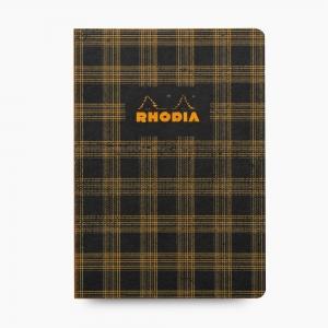 Rhodia - Rhodia Heritage Açık Dikiş A5 Çizgili 160 Sayfa Defter Limited Edition Seoul 171530