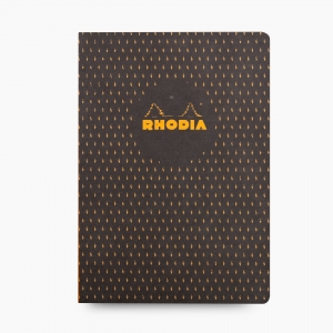 Rhodia - Rhodia Heritage Açık Dikiş A5 Çizgili 160 Sayfa Defter Limited Edition Tokyo 171554