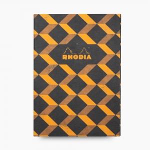 Rhodia - Rhodia Heritage A5 Çizgili 64 Sayfa Defter Limited Edition Barcelona 1722421
