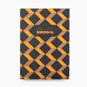 Rhodia - Rhodia Heritage A5 Çizgili Pad Limited Edition Barcelona 166629