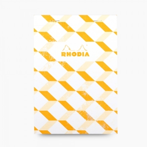 Rhodia - Rhodia Heritage A5 Çizgili Pad Limited Edition Los Angeles 162322