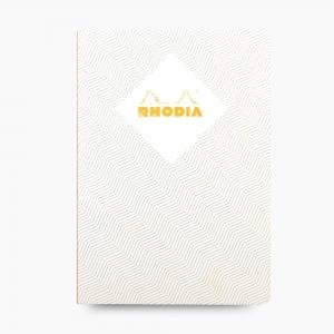 Rhodia - Rhodia Heritage Açık Dikiş A5 Kareli 160 Sayfa Defter Limited Edition London 171615