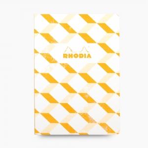 Rhodia - Rhodia Heritage Açık Dikiş A5 Kareli 160 Sayfa Defter Limited Edition Los Angeles 171622
