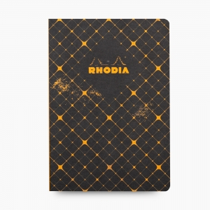 Rhodia - Rhodia Heritage Açık Dikiş A5 Kareli 160 Sayfa Defter Limited Edition Milan 171745