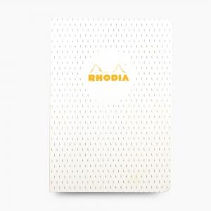 Rhodia - Rhodia Heritage Açık Dikiş A5 Kareli 160 Sayfa Defter Limited Edition Shangai 171653