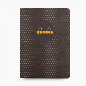 Rhodia - Rhodia Heritage Açık Dikiş A5 Kareli 160 Sayfa Defter Limited Edition Tokyo 171752