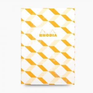 Rhodia - Rhodia Heritage A5 Kareli 64 Sayfa Defter Limited Edition Los Angeles 172728