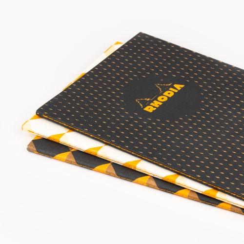 Rhodia Heritage A5 Kareli 64 Sayfa Defter Limited Edition Paris 172742