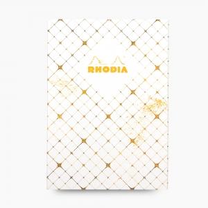Rhodia - Rhodia Heritage A5 Kareli 64 Sayfa Defter Limited Edition Paris 172742