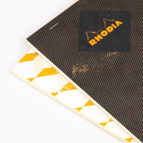 Rhodia Heritage A5 Kareli Pad Limited Edition Barcelona 162621