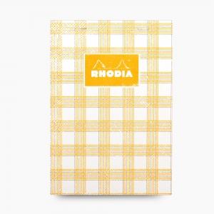 Rhodia - Rhodia Heritage A5 Kareli Pad Limited Edition İstanbul 162331