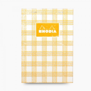 Rhodia - Rhodia Heritage A5 Kareli Pad Limited Edition İstanbul 162331
