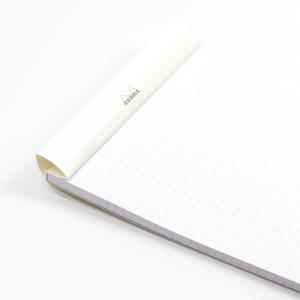 Rhodia - Rhodia No:18 Pad Çizgili Not Defteri A4 Beyaz 6016 (1)