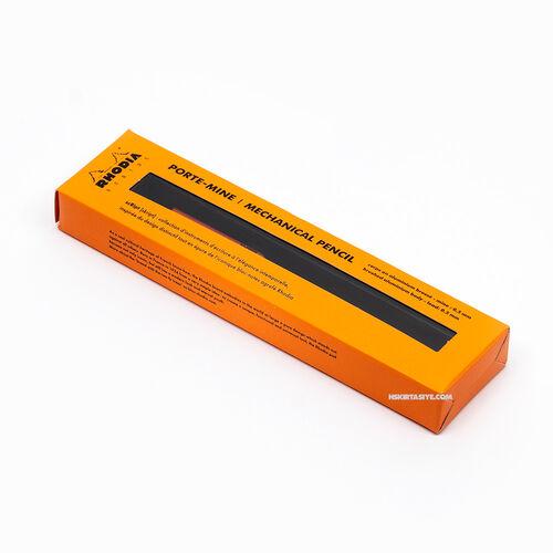 Rhodia ScRipt 0.5mm Mekanik Kurşun Kalem Orange 3987