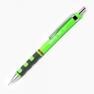 Rotring - Rotring Tikky 0.7 mm Mekanik Kurşun Kalem Neon Yeşil 2007216 4234 2162