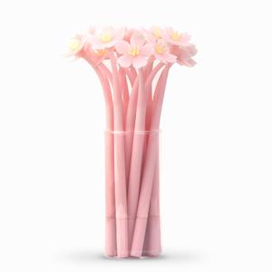 H&S - Sakura Çiçeği İğne Uçlu Jel Kalem 9201