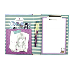 Santoro Gorjuss - Santoro London Organizer Set Turkuaz