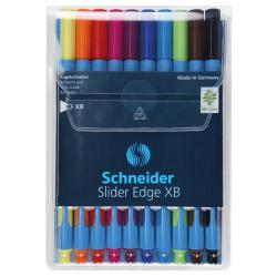 Schneider - Schneider Slider Edge XB 10'lu Set