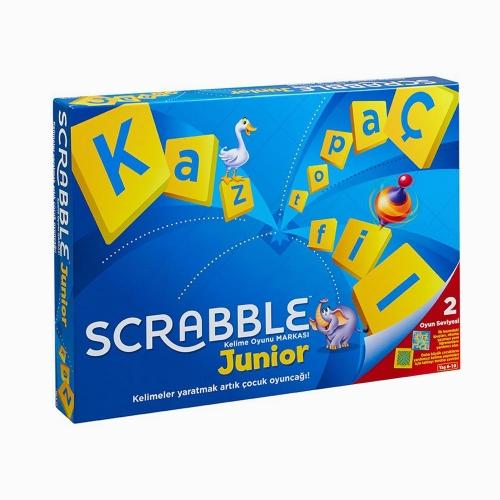 Scrabble Junior Türkçe Kelime Oyunu 1986