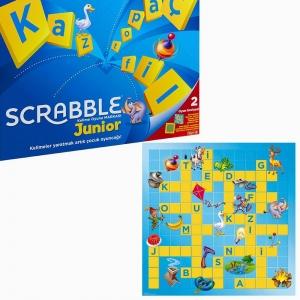 - Scrabble Junior Türkçe Kelime Oyunu 1986 (1)